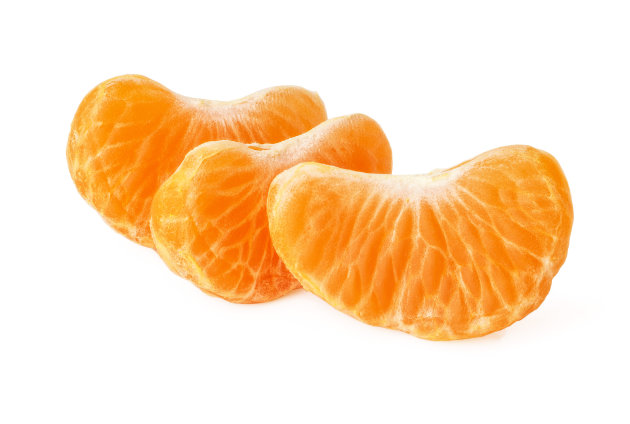 Tangerines Straight From the Farm